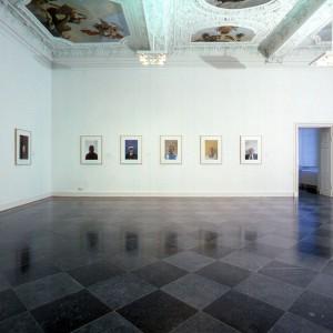 """Geheimnisträger in der Ausstellung """"Zeit richten"""", Kunst in NRW, Ehemalige Reichsabtei Aachen-Kornelimünster"""
