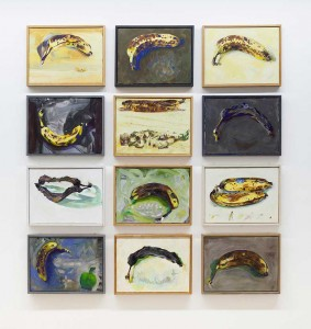 Cony Theis, Bananenzyklus, 1986