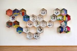 Cony Theis_Waben_Kunsthaus Kannen, 2016