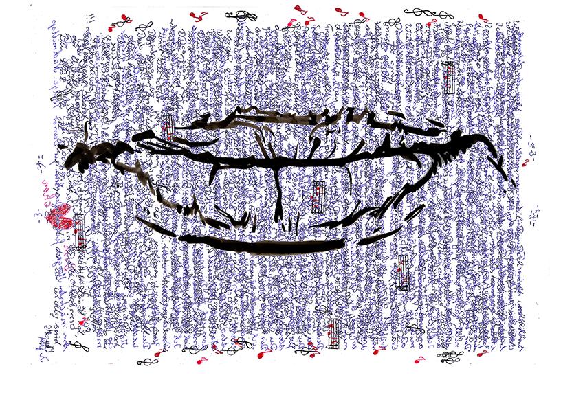 Communication imaginaire Gefängnisinsassin I.S. an N.N.